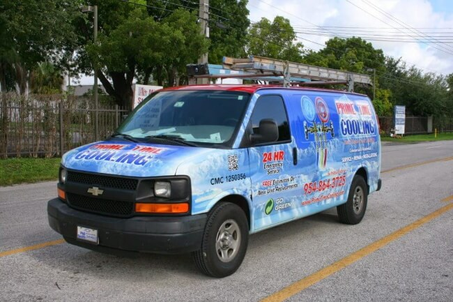 Air Conditioning Contractor - Prime Time Cooling - Serving Pompano Beach FL