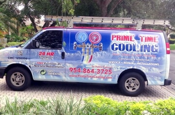 Prime Time Cooling - Professional AC Services